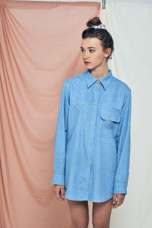 minusse ss19 camisa unisex moda sostenible